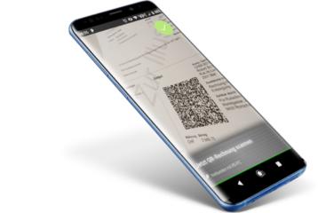 QR-Rechnung Scanner